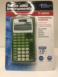 TI-30XIIS SCIENTIFIC